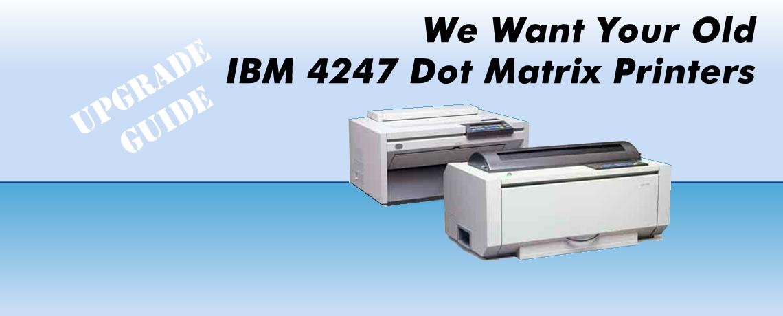 IBM 4247 Trade-In Program